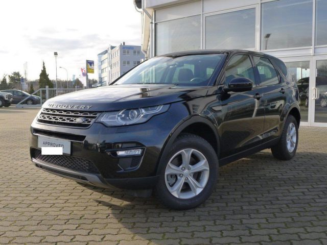 Land-Rover Discovery Sport TD4 150PS Automatik 4WD SE -  Leasing ohne Anzahlung - 399,00€
