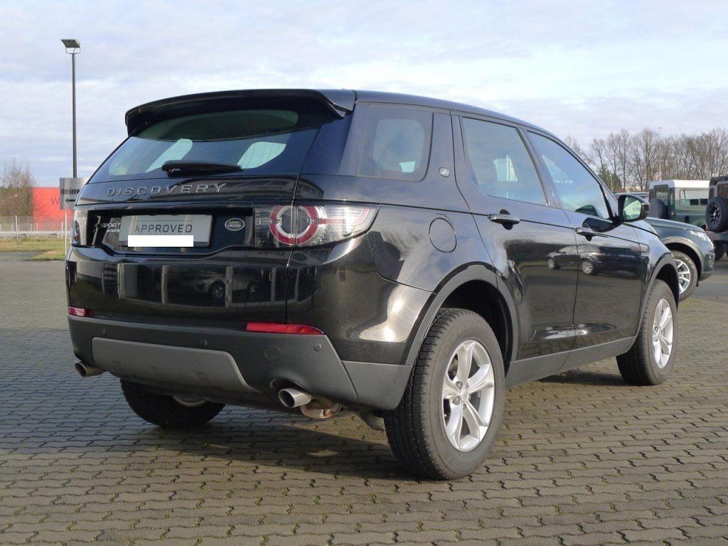 Land-Rover Discovery Sport TD4 150PS Automatik 4WD SE - Leasing ohne Anzahlung - 88619_02