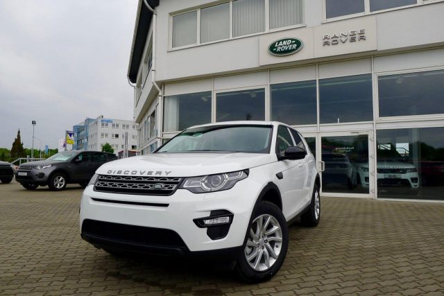 Land-Rover Discovery Sport TD4 110kW Automatik 4WD PURE -  Leasing ohne Anzahlung - 449,00€