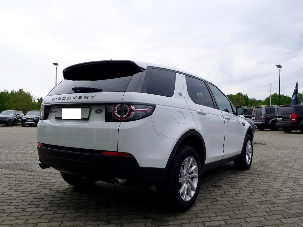 Land-Rover Discovery Sport TD4 110kW Automatik 4WD PURE - Leasing ohne Anzahlung - 88637_02