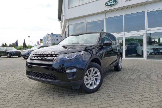 Land-Rover Discovery Sport TD4 150PS Automatik Xenon Navi -  Leasing ohne Anzahlung - 399,00€