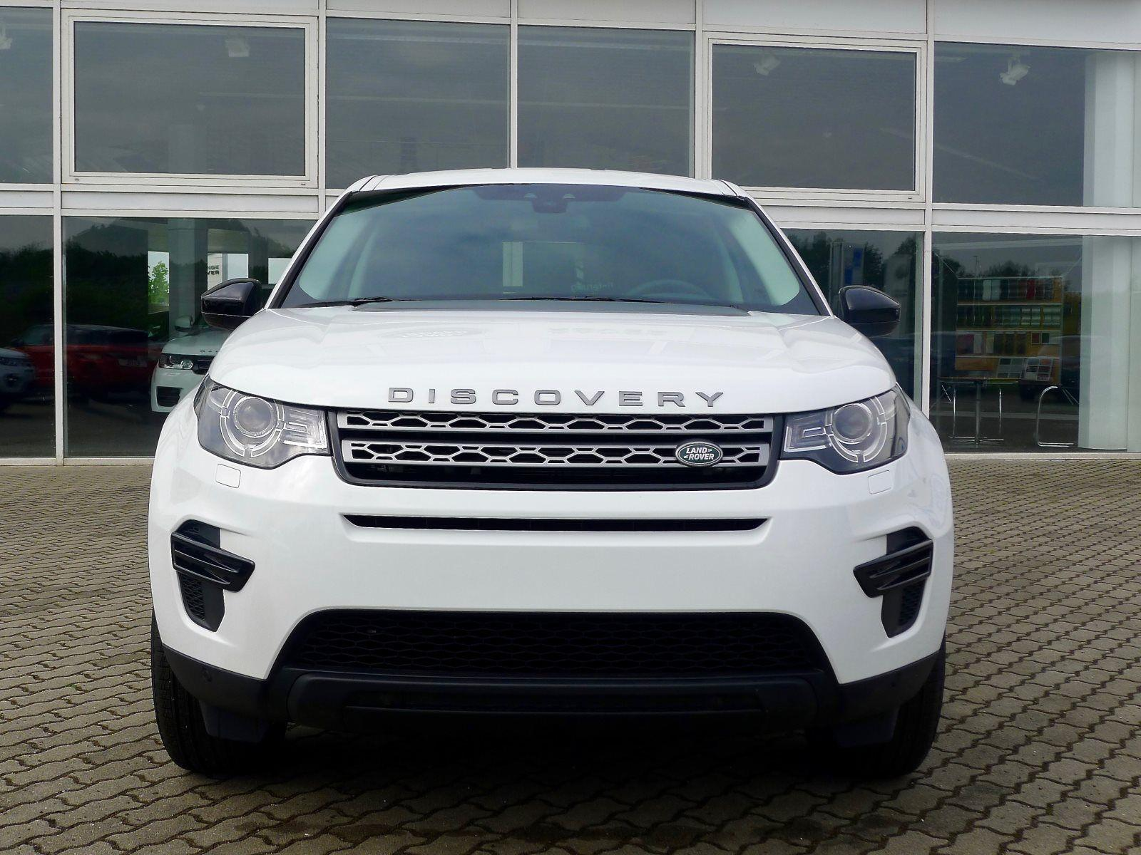 Land-Rover Discovery Sport 150 PS Pure Xenon Navi PDC Tel. - Leasing ohne Anzahlung - 88641_02