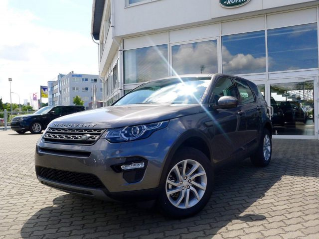 Land-Rover Discovery Sport SE Td4 SkyView Tageszulassung -  Leasing ohne Anzahlung - 529,00€