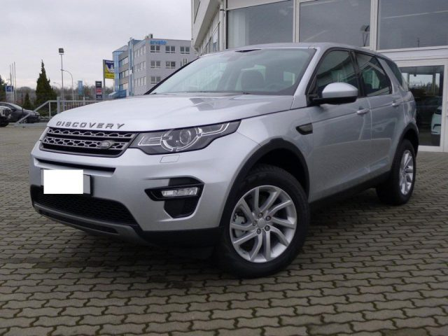 Land-Rover Discovery Sport TD4 Aut. SE Xenon AHK Navi -  Leasing ohne Anzahlung - 529,00€