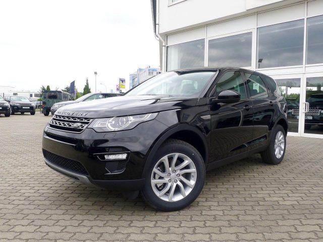Land-Rover Discovery Sport SE Xenon Navi 18 Zoll EURO6 -  Leasing ohne Anzahlung - 539,00€