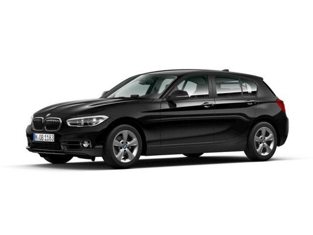 BMW 1er 118i 5- Türer Sport Line Business Klima Navi Shz PDC LED -  Leasing ohne Anzahlung - 281,00€