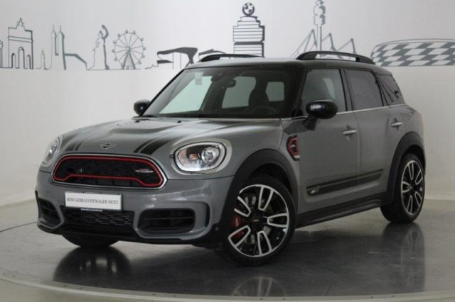 Mini Countryman John Cooper Works ALL4 Chili Head-Up -  Leasing ohne Anzahlung - 355,81€