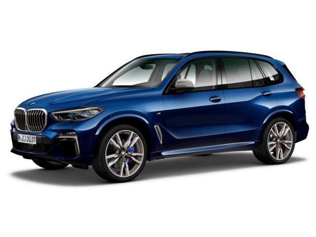 BMW X5 M Gestiksteuerung B&W Surround Competition -  Leasing ohne Anzahlung - 1.783,81€