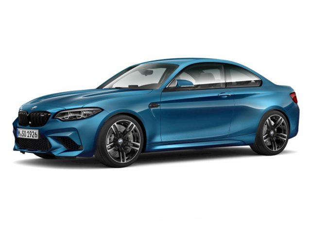 BMW M2 Competition Coupé HK HiFi DAB M DKG LED RFK -  Leasing ohne Anzahlung - 593,81€