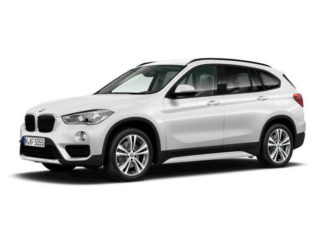 BMW X1 sDrive18d EURO 6 Sport Line LED Navi RTTI -  Leasing ohne Anzahlung - 284,41€