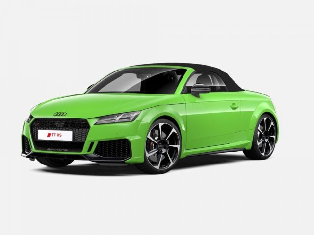 Audi TT RS Roadster 294(400) kW(PS) S tronic -  Leasing ohne Anzahlung - 1.209,00€