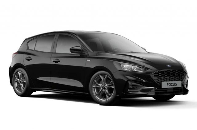 Ford Focus 1.5 EcoBoost 150 A8 ST-Line LED Nav ACC -  Leasing ohne Anzahlung - 210,00€