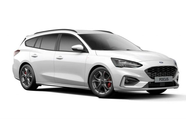 Ford Focus Turnier Kombi 1.5 EcoBoost 150 A8 ST-LineX LED -  Leasing ohne Anzahlung - 233,00€