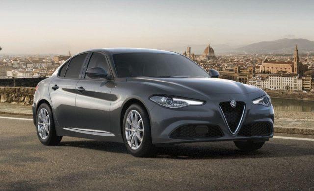 Alfa-Romeo Giulia 2.2 Turbo 160 AT8 Business Nav Kam -  Leasing ohne Anzahlung - 301,00€
