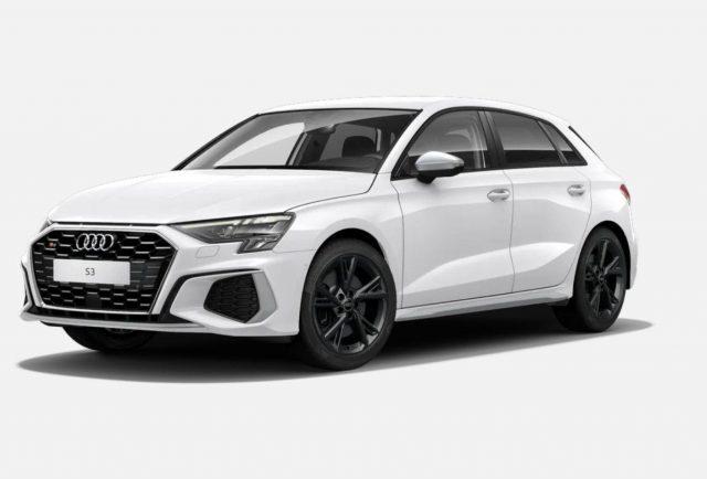 Audi S3 Sportback quattro 310 TFSI Nav+ Kam VirtC+SHZ -  Leasing ohne Anzahlung - 423,00€