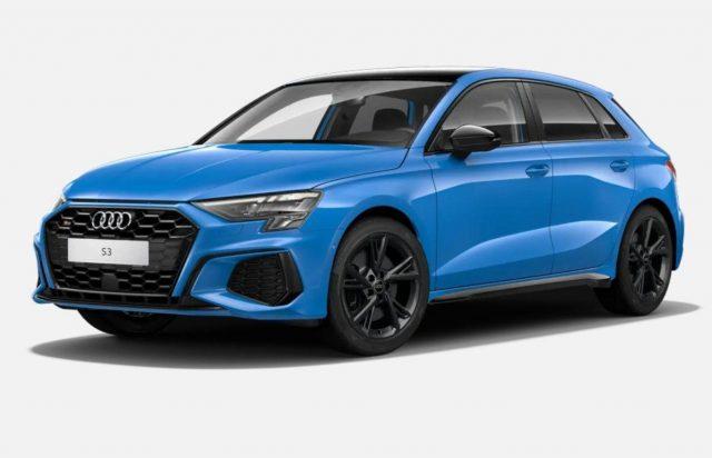 Audi S3 Sportback quattro 310 TFSI Pano Nav+ BlackP -  Leasing ohne Anzahlung - 443,00€