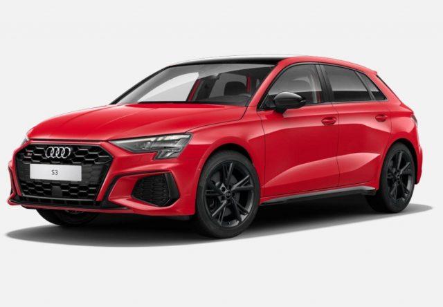 Audi S3 Sportback quattro 310 TFSI Pano Nav+ BlackP -  Leasing ohne Anzahlung - 446,00€