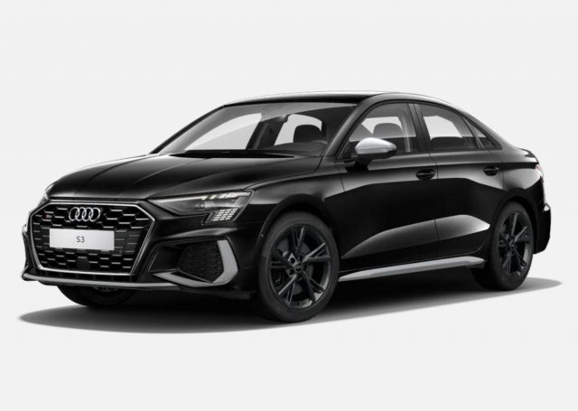 Audi S3 Lim quattro 310 TFSI MatrixLED Pano Nav+ -  Leasing ohne Anzahlung - 460,00€