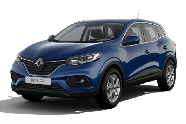 Renault Kadjar ZEN TCe 140 GPF PDC vo/hi Keyless -  Leasing ohne Anzahlung - 185,00€