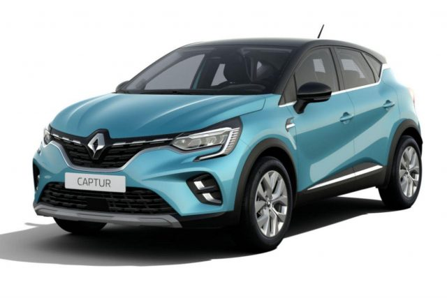 Renault Captur INTENS TCe 140 EDC Keyless FreiSprech -  Leasing ohne Anzahlung - 283,00€