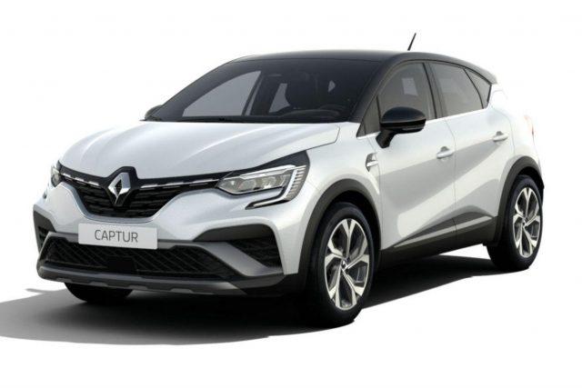 Renault Captur R.S. LINE TCe 140 EDC ParkAssist Kam -  Leasing ohne Anzahlung - 293,00€