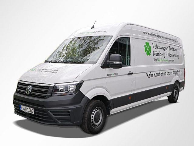 Volkswagen Crafter 35 Kasten Lang HD EcoProfi Motor: 2,0 l -  Leasing ohne Anzahlung - 477,00€