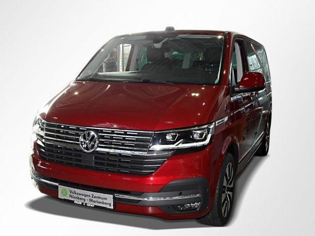 Volkswagen Multivan 6.1 T6.1 Comfortline Cruise Standhzg. AHK -  Leasing ohne Anzahlung - 819,00€