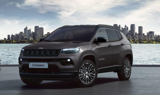 Jeep Compass S 1.6 130hp FWD LED PanoD Nav eHk -  Leasing ohne Anzahlung - 292,00€