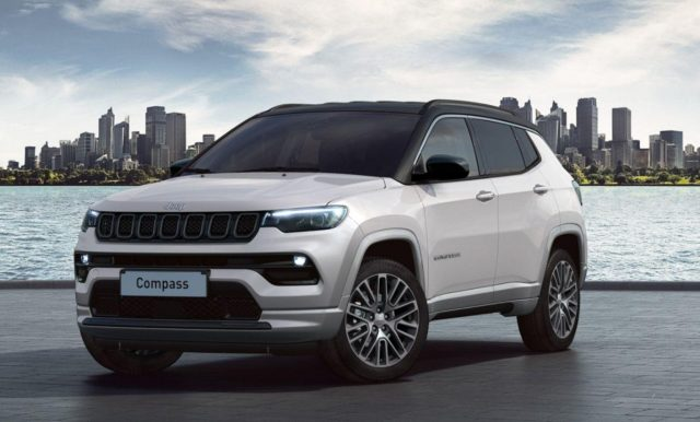 Jeep Compass S 1.6 130hp FWD LED Nav Keyl eHk -  Leasing ohne Anzahlung - 290,00€
