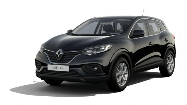 Renault Kadjar ZEN TCe 140 GPF PDC vo/hi Keyless -  Leasing ohne Anzahlung - 210,00€