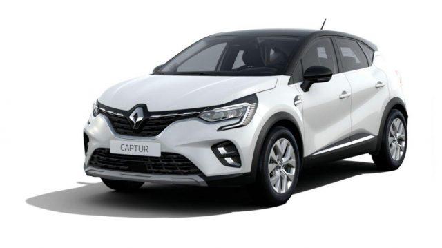 Renault Captur INTENS TCe 140 EDC Keyless FreiSprech -  Leasing ohne Anzahlung - 281,00€