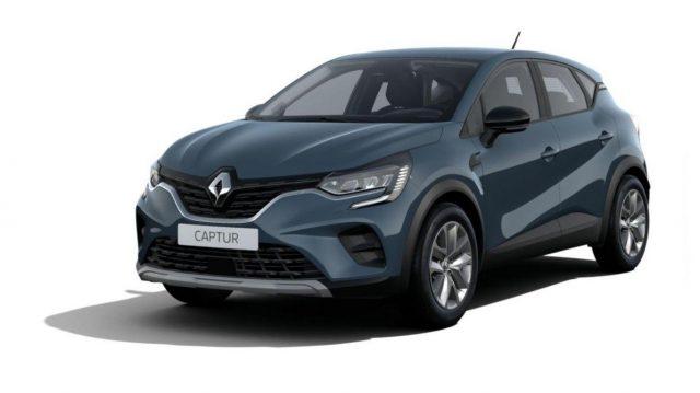 Renault Captur ZEN TCe 90 FreiSprech VZ-Erk -  Leasing ohne Anzahlung - 190,00€