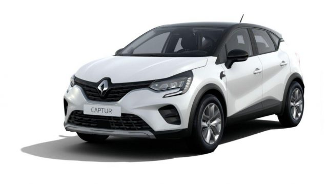 Renault Captur ZEN TCe 90 Keyless FreiSprech VZ-Erk -  Leasing ohne Anzahlung - 223,00€