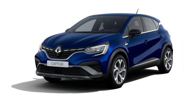 Renault Captur R.S. LINE TCe 140 EDC SHZ Keyless -  Leasing ohne Anzahlung - 245,00€