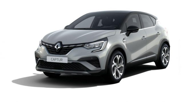 Renault Captur R.S. LINE E-TECH Plug-in 160 inkl. Förd.* -  Leasing ohne Anzahlung - 278,00€
