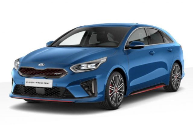 Kia ProCeed 1.6 T-GDI 204 DCT GT LED Leder Nav -  Leasing ohne Anzahlung - 271,00€