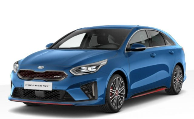 Kia ProCeed 1.6 T-GDI 204 DCT GT LED Leder Nav Kam -  Leasing ohne Anzahlung - 266,00€