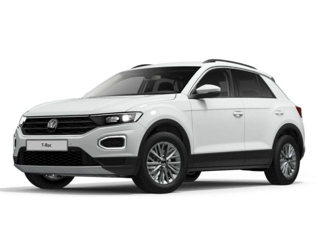 Volkswagen T-Roc 1.5 TSI 150 Style LED SHZ PDC AppC ACC -  Leasing ohne Anzahlung - 220,00€