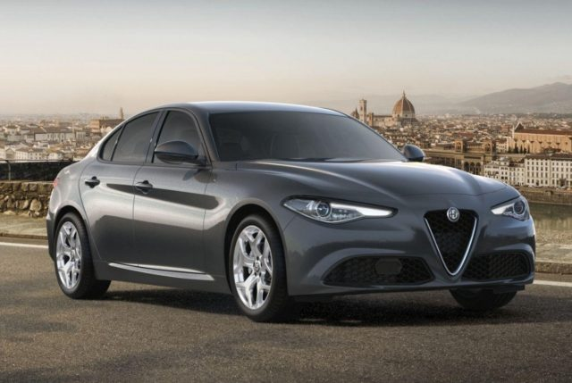 Alfa-Romeo Giulia 2.2 Turbo 160 AT8 Executive ACC Nav -  Leasing ohne Anzahlung - 327,00€