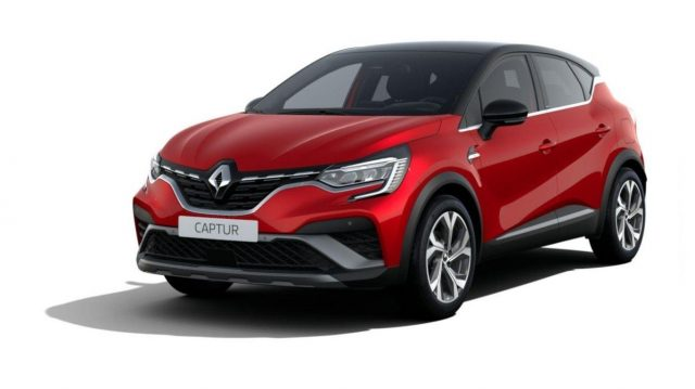 Renault Captur R.S. LINE E-TECH Plug-in 160 inkl. Förd.* -  Leasing ohne Anzahlung - 274,00€