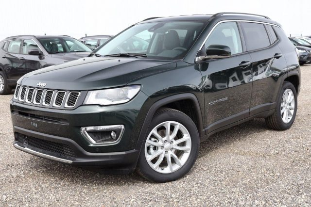 Jeep Compass 1.3 DCT Limited Nav Kam Keyl SHZ -  Leasing ohne Anzahlung - 251,00€