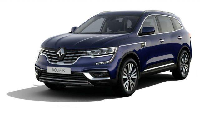 Renault Koleos INITIALE PARIS BLUE dCi 185 4WD X-tronic -  Leasing ohne Anzahlung - 417,00€