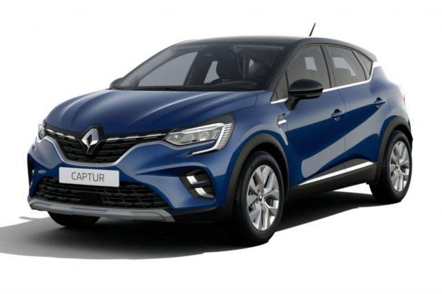 Renault Captur INTENS TCe 140 ParkAssist Kam PDC -  Leasing ohne Anzahlung - 225,00€