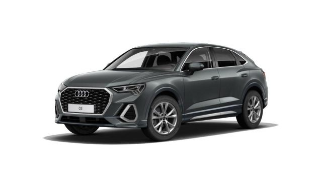 Audi Q3 Sportback 35 TFSI 150 S-tronic S line LED -  Leasing ohne Anzahlung - 361,00€