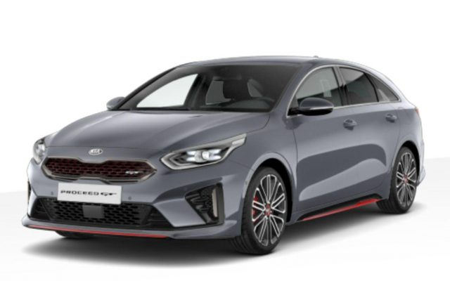 Kia ProCeed 1.6 T-GDI 204 DCT GT LED Pano Nav -  Leasing ohne Anzahlung - 282,00€