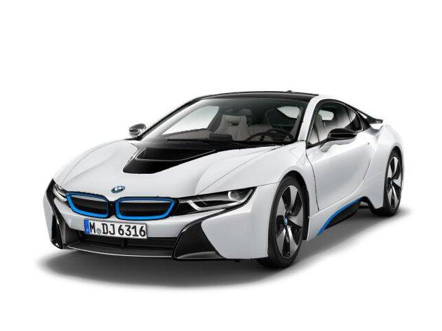 BMW i8 Coupé Head-Up HK HiFi Navi Prof. RTTI Alarm -  Leasing ohne Anzahlung - 879,41€