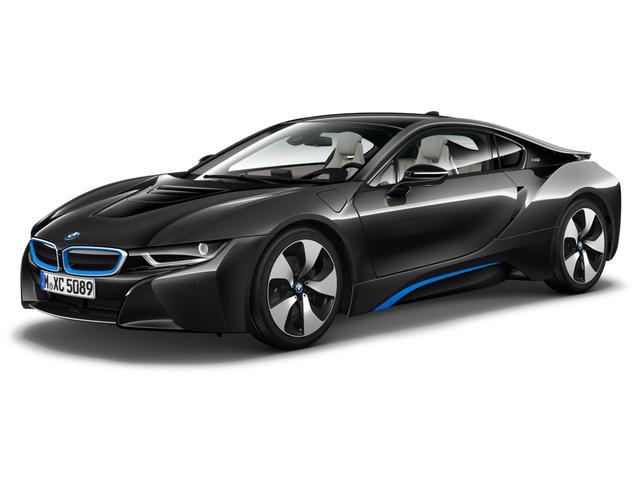 BMW i8 Coupé Head-Up HK HiFi Navi Prof. RTTI Alarm -  Leasing ohne Anzahlung - 712,81€