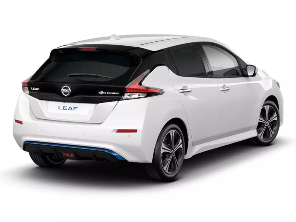 Nissan Leaf N-CONNECTA OPTION *Einparkhilfe* *ProPilot* *Navigation* - Leasing ohne Anzahlung - 16812826_1024