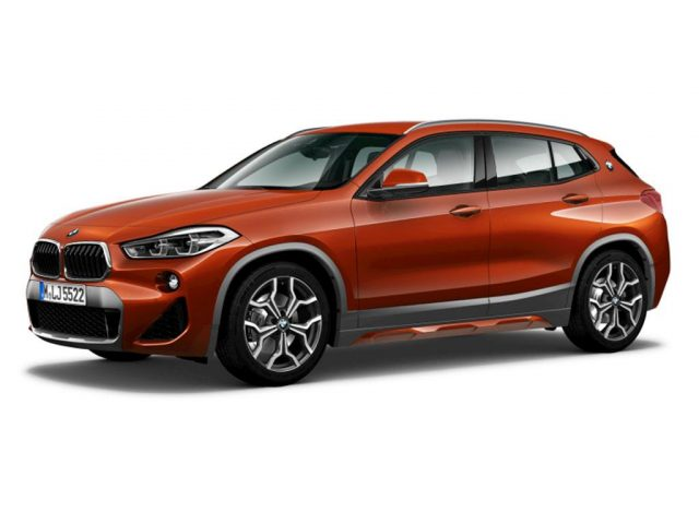 BMW X2 sDrive20d A M Sport HuD/NaviPlus/CAM/LED/MEMO -  Leasing ohne Anzahlung - 379,00€