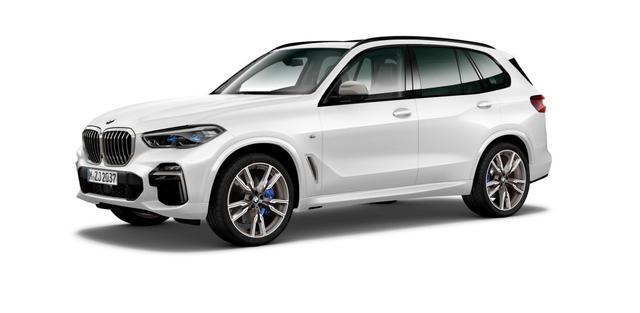 BMW X5 M50d Laser ACC HuD AHK Parkassist+ -  Leasing ohne Anzahlung - 879,00€